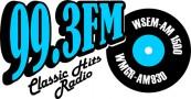 WMGR 99.3 FM / 930 AM Logo