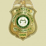 Georgia DNR Ranger Badge