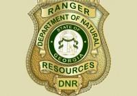 Georgia DNR Ranger Badge