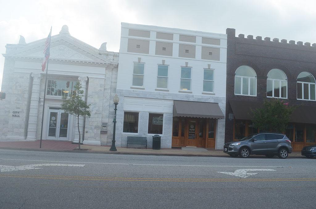Conyers City Hall Meetings Georgia