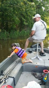 How will you celebrate national fishing and boating week for Franks great outdoors fishing report