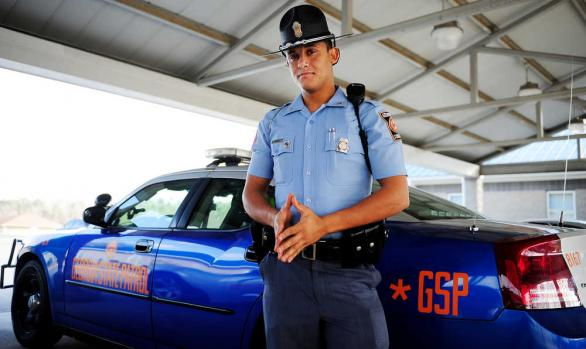 Georgia State Troopers Ready For Thanksgiving Holiday