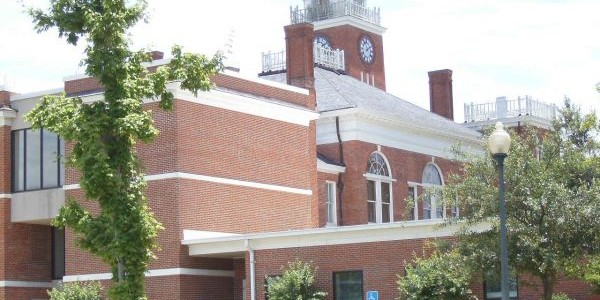 The Decatur County (GA) Courthouse