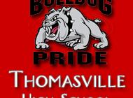 Thomasville High School Bulldogs Mascot