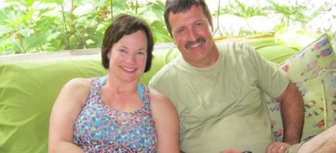 Pam and Greg Burch of Bainbridge