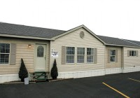 Exterior of a modern manufactured home | Image from Wikipedia