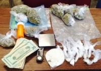Drug Bust April 2015