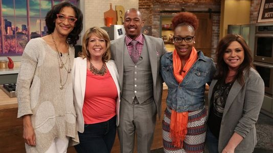 (Photo: David M. Russell/The Rachael Ray Show)