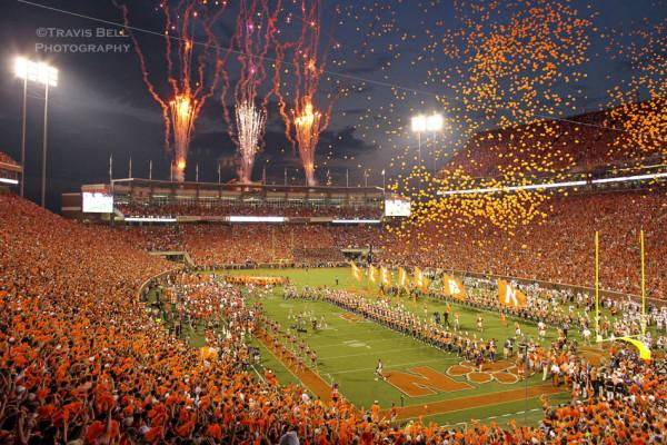 Southern Football Report Stadium Countdown: #3 Clemson ...