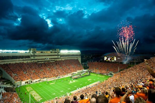 Southern Football Report Preseason Poll: #20 Virginia Tech ...