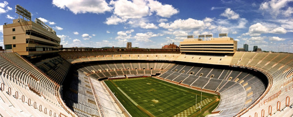 Southern Football Report Stadium Countdown: #9 Neyland ...