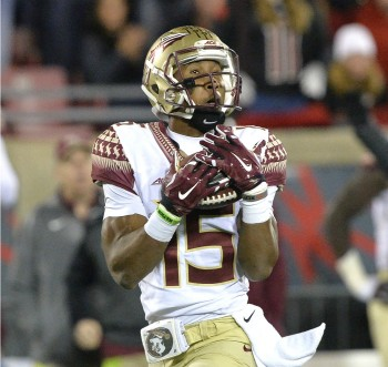 Florida State Sophomore Wide Receiver Travis Rudolph