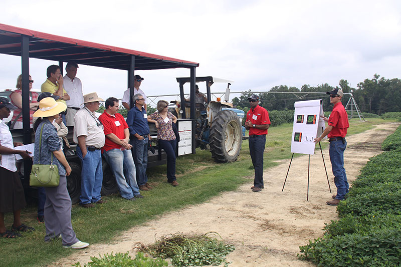 The 2015 Peanut Tour will make stops in several Southwest Georgia communities, including Decatur, Early, Grady, Seminole and Thomas counties.