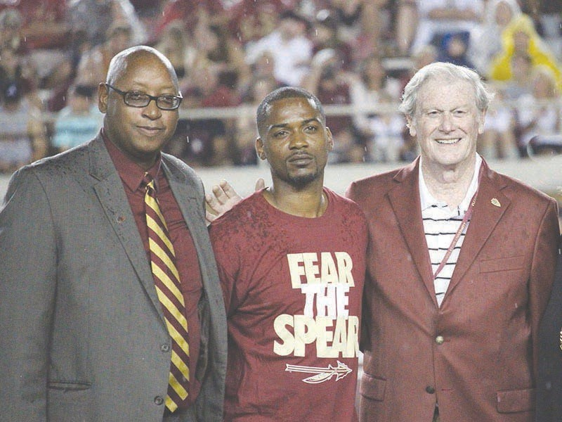 Early County Football Player Inducted Into Fsu Seminole