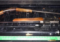 Poachers' tools in Ware County