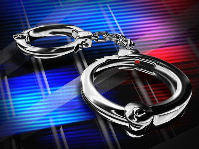Image result for images of arrest