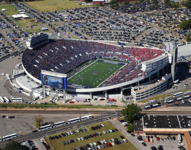 Liberty Bowl Stadium 2