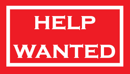 Help wanted jobs