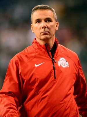 Ohio State Head Coach Urban Meyer