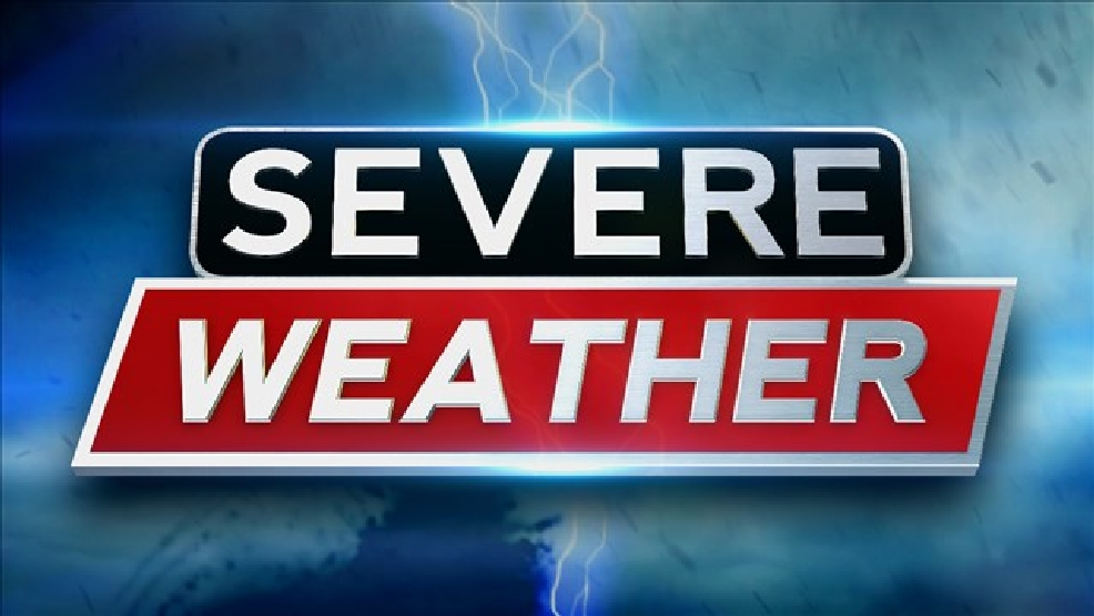 Severe Weather Alert logo
