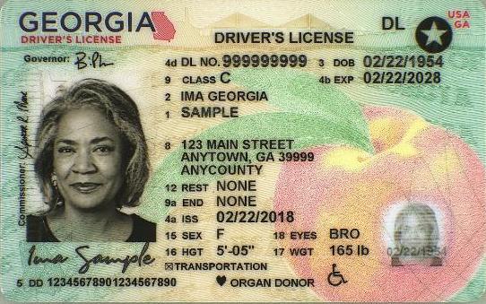 renew drivers license in georgia